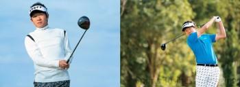 「ジュン アンド ロペ」ではプロゴルファーの 朝地洋祐選手とウエア契約を結んだ