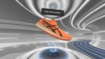 VR「アシックス バーチャルイノベーションラボ」 のイメージ