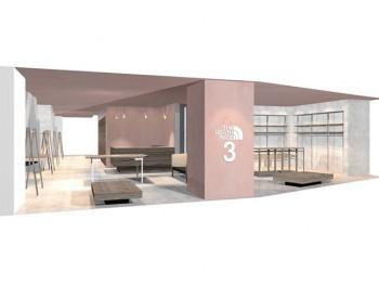新店舗「THE NORTH FACE 3 NEWoMan横浜」 のイメージ画
