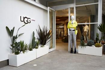 「UGG」と「atmos」が協業した 初のコンセプトショップ「UGG@mos」