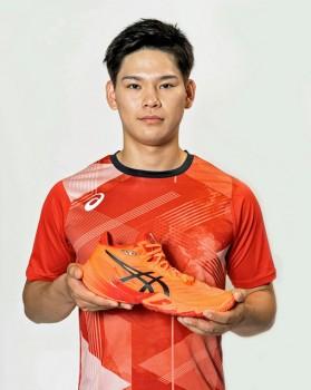 バレーボール日本代表の西田有志選手と アドバイザリー契約を締結
