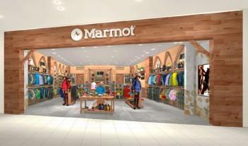 9月に集中して「マーモット」の直営を3店オープン。 直営店展開を強化する一環