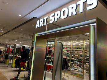 「アートスポーツ」の併設店が増えている