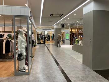 心斎橋パルコ8階にオープンした 「大丸心斎橋店ゴルフ売り場」